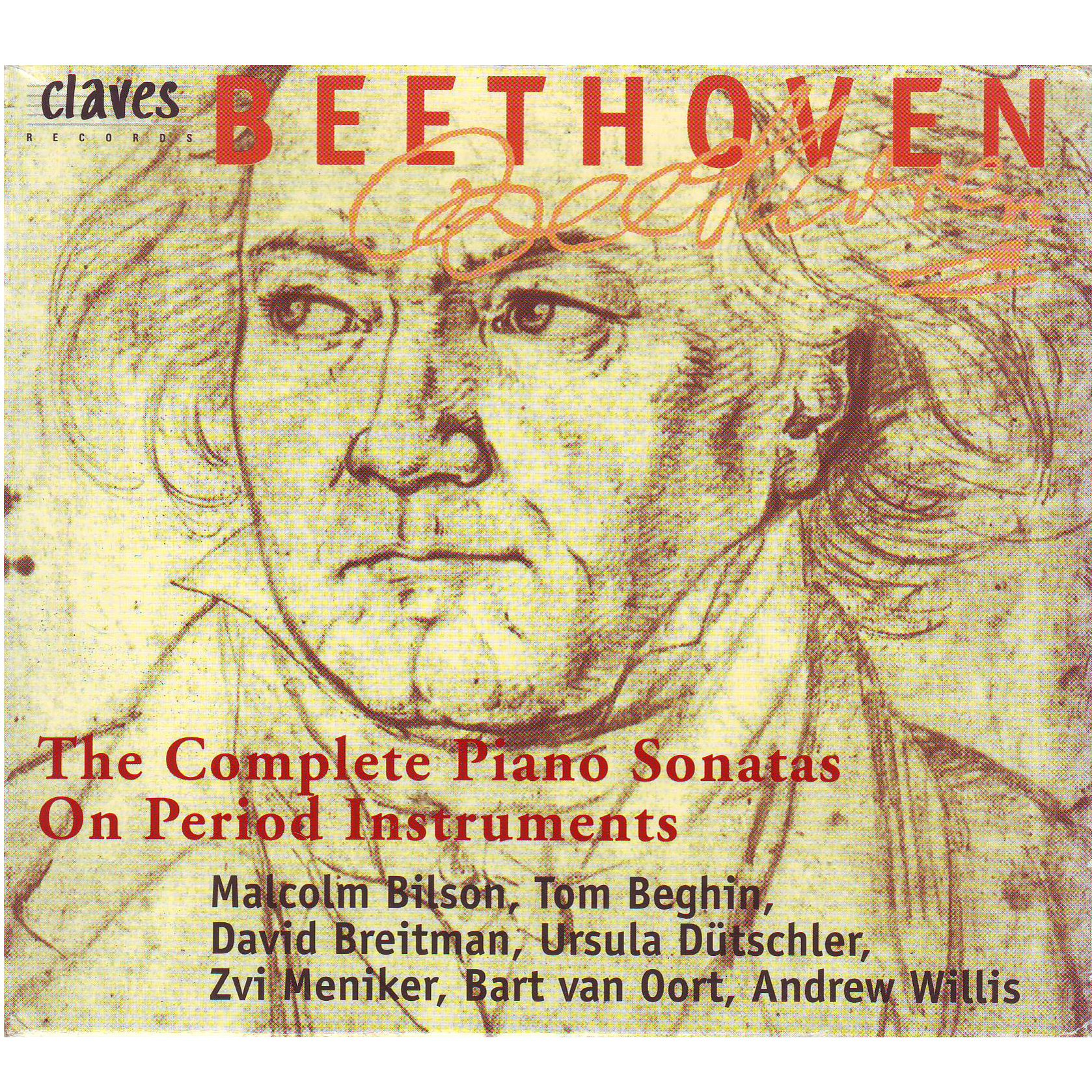 The Complete Beethoven Sonatas.