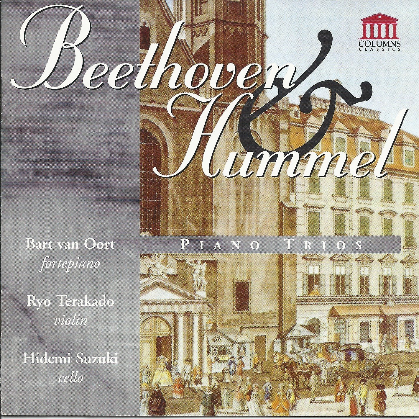 Piano Trios by Beethoven and Hummel