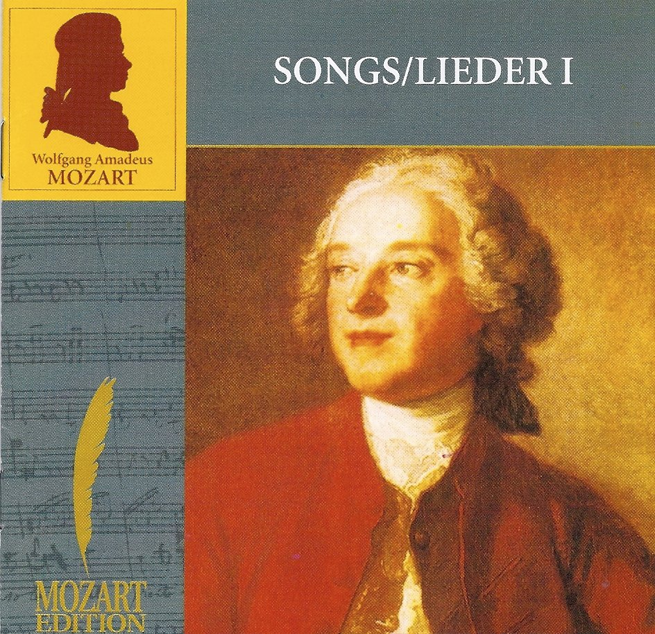 Mozart Complete Songs I