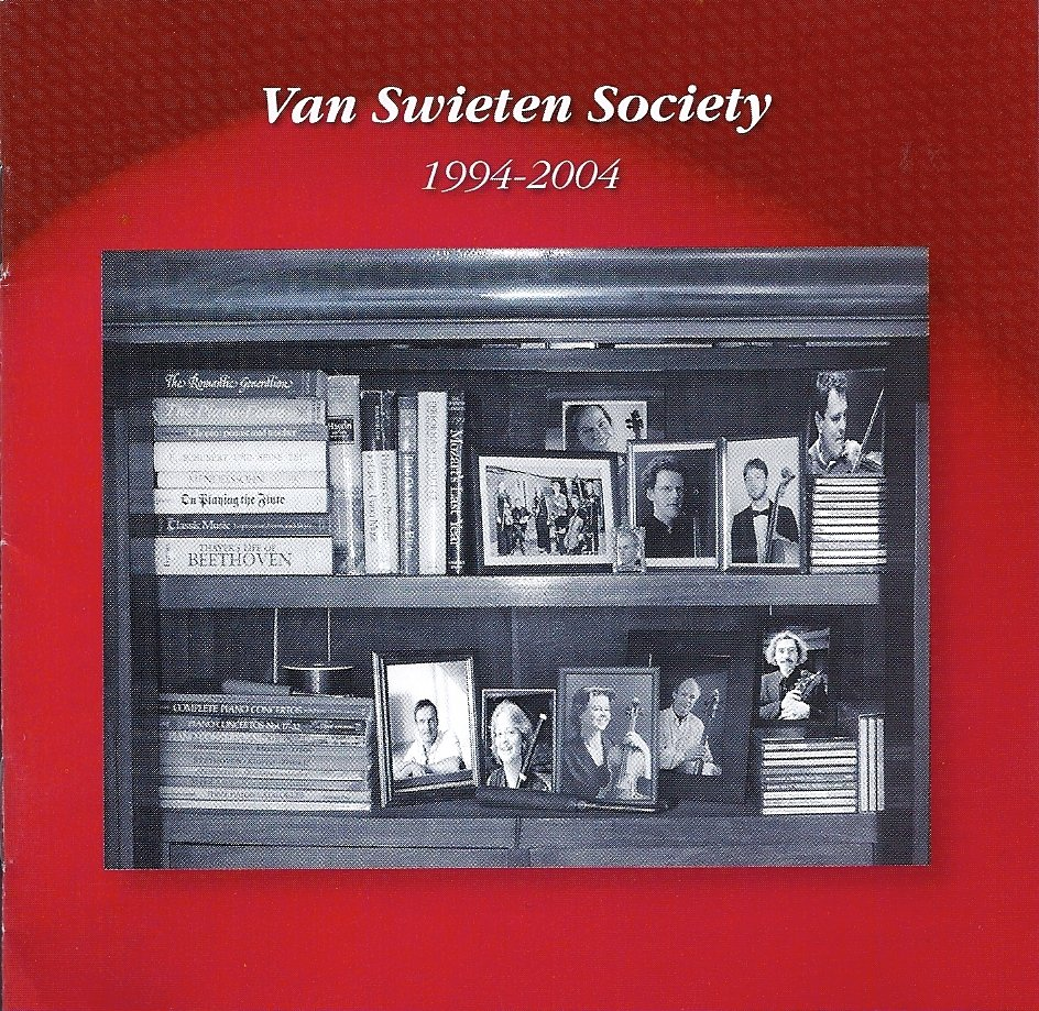 Van Swieten Society 10 Years