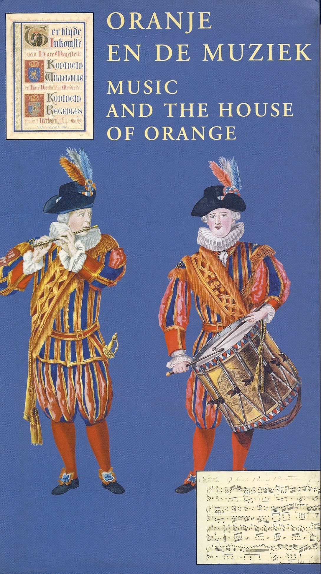 Oranje en de Muziek/Music and the House of Orange